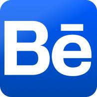 Risultati immagini per logo behance