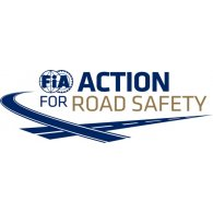 Logo of FIA Action for Road Safety
