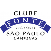 Logo of Clube Fonte São Paulo