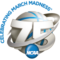 Logo of Celebrating March Madness - 75 years