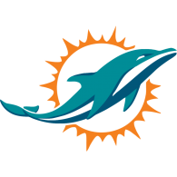 miami dolphins brands of the world download vector logos and rh brandsoftheworld com Miami Dolphins Logo Stencil Miami Dolphins New Helmet Logo