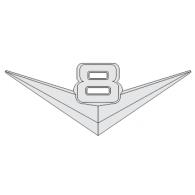 Logo of V8