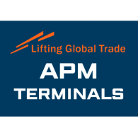 Logo of APM Terminals