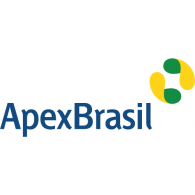 Logo of Apex Brasil