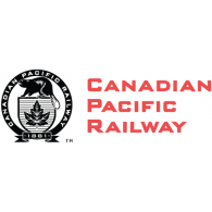 Logo of Canadian Pacific Railway