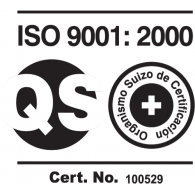 Logo of ISO 9001 SWISS