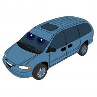 Logo of Dodge Grand Caravan 1996