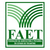 Logo of FAET - Federação da Agricultura e Pecuária do Estado do Tocantins