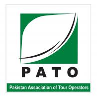 Logo of Pakistan Association of Tour Operators (PATO)