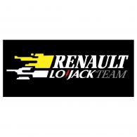 Logo of Renault LoJack Team