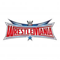 Logo of WWE WrestleMania 32