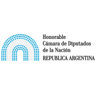 Logo of H. Camara de Diputados de Argentina / Argentina House of Representatives