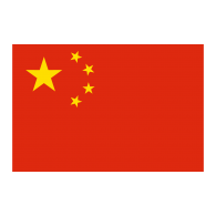 Logo of China Flag
