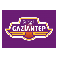 Logo of Royal Hali Gaziantep Basketbol Kulubu