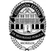 Logo of Comision Estatal de Seguridad Publica de Morelos