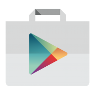 Logo of Play Store