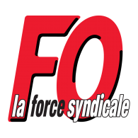 Logo of FO - Force Ouvrière