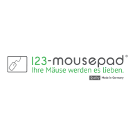 Logo of 123-Mousepad