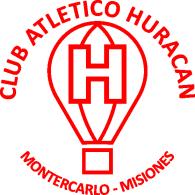 Logo of Huracán de Montecarlos Misiones