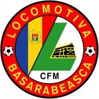 Logo of CFM Locomotiva Basarabeasca