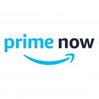 Logo of Amazon prime now