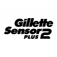 Logo of Gillette Sensor 2 Plus