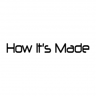 Logo of how-its-made-tv-show