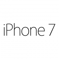 Logo of Iphone 7