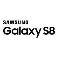 Logo of Samsung Galaxy S8