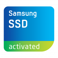 Logo of Samsung SSD Activated