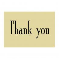 Logo of Thank You