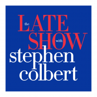 Logo of The Late Show with stephen colbert
