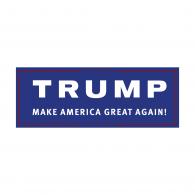 Logo of Trump Make America Great Again