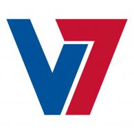 Logo of V7