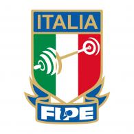 Logo of FIPE Federazione Italiana Pesistica