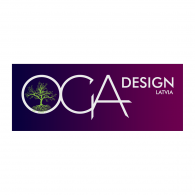 Logo of Oga Design Latvia