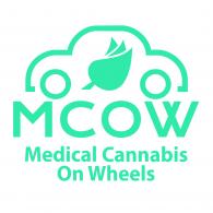 Logo of Medical Cannabis on Wheels