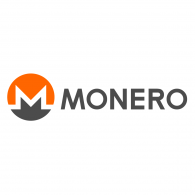 Logo of Monero