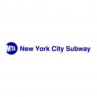 Logo of MTA New York City Subway