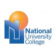 Logo of National University College