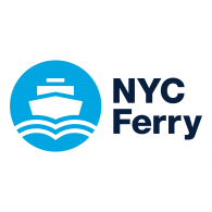 Logo of NYC Ferry