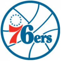 Logo of Philadelphia 76ers