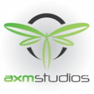 Logo of AXM Studios
