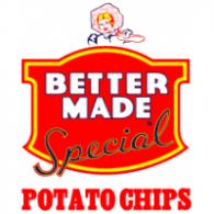 Logo of Better Made Potato Chips