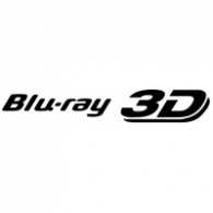 Logo of Blu-Ray 3D