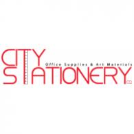 Logo of City Stationery Co.