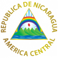 Logo of Republica de Nicaragua America Central
