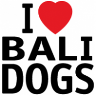 Logo of I Love Bali Dogs