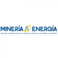Logo of Revista Minería & Energía