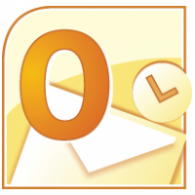 Logo of Microsoft Outlook 2010
